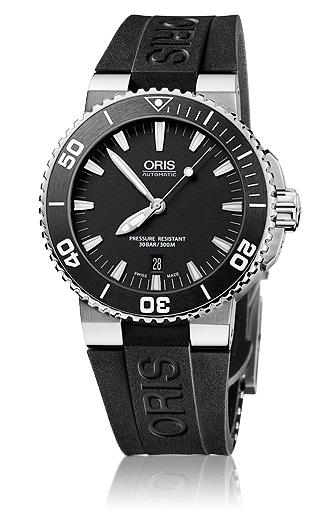 ORIS/オリス【ダイビング】アクイス デイト 73376534154R