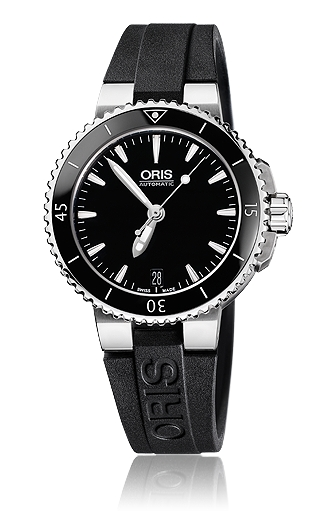 ORIS/オリス【ダイビング】アクイス デイト 73376524154R