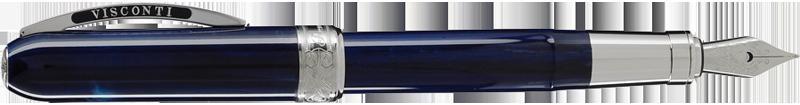 VISCONTI ヴィスコンティRembrandt BLUE レンブラント(ブルー) 万年筆