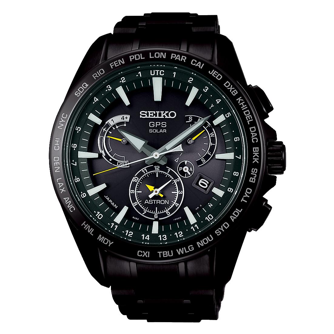 SEIKO ASTRON/セイコー アストロン SBXB079 8X Series Dual-Time デュアルタイム 8X53 Stainless Steel Models ステンレススチールモデル