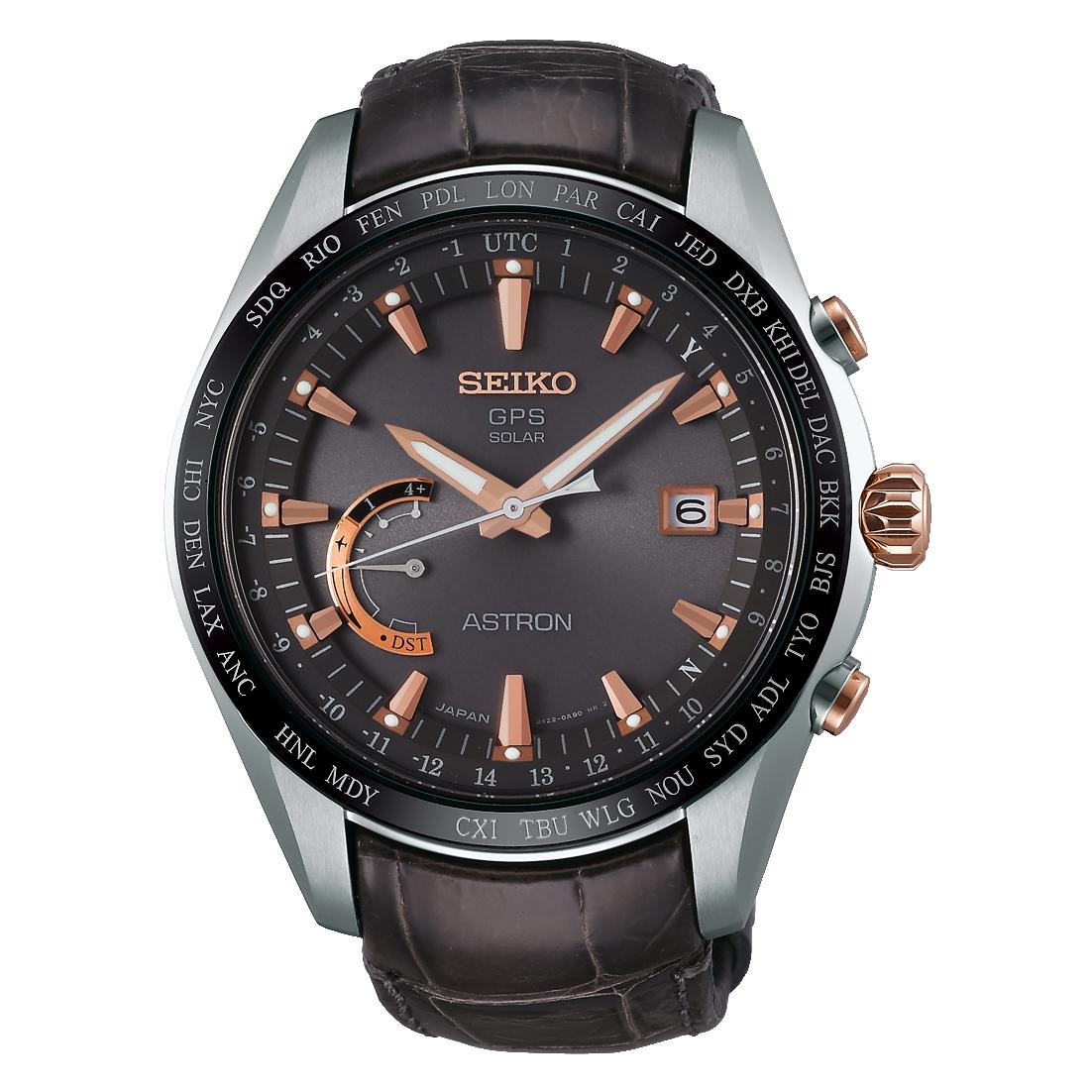 SEIKO ASTRON/セイコー アストロン SBXB095 8X Series World-Time ワールドタイム 8X22 Titanium Models チタニウムモデル