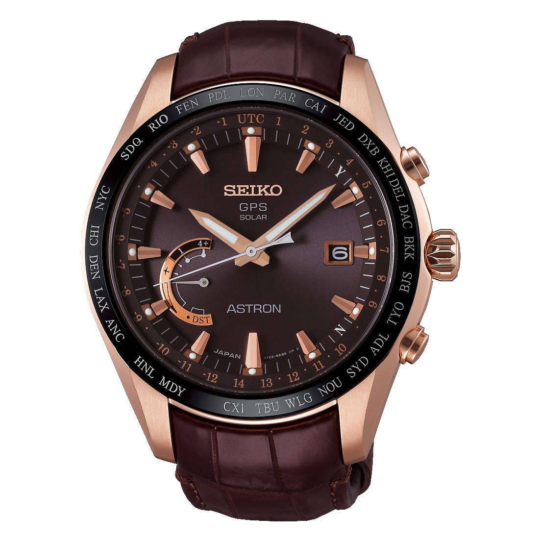 SEIKO ASTRON/セイコー アストロン SBXB096 8X Series World-Time ワールドタイム 8X22 Titanium Models チタニウムモデル