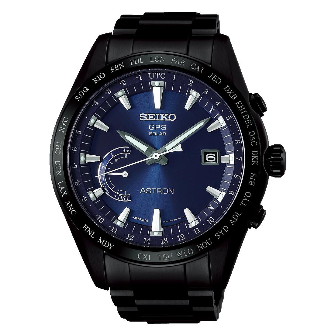 SEIKO ASTRON/セイコー アストロン SBXB111 8X Series World-Time ワールドタイム 8X22 Titanium Models チタニウムモデル