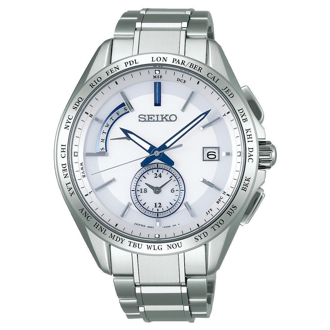 SEIKO セイコー BRIGHTZ ブライツSAGA229 ソーラー電波時計【正規販売店】