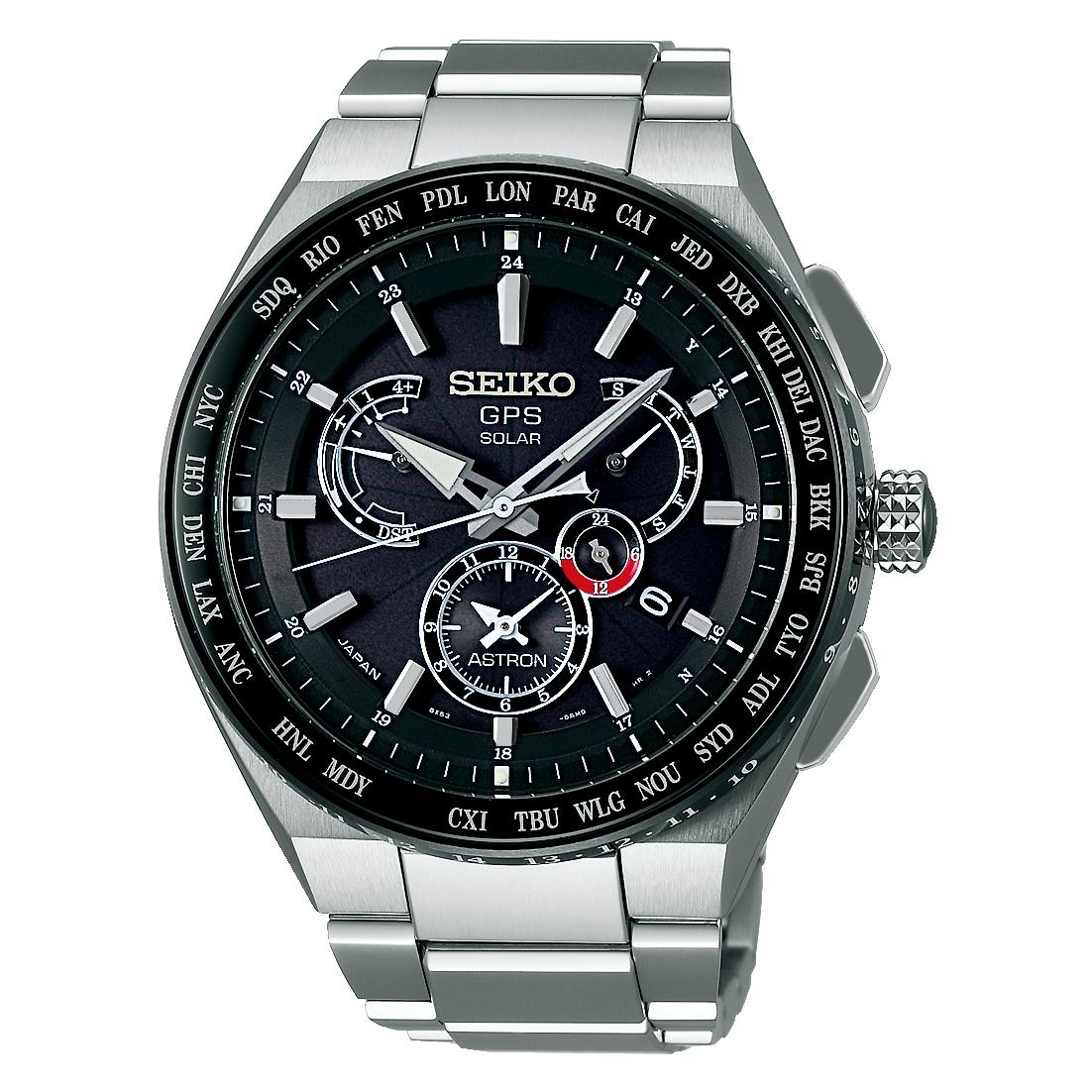 SEIKO ASTRON/セイコー アストロン SBXB123 8X53 Executive Line Titanium Models
