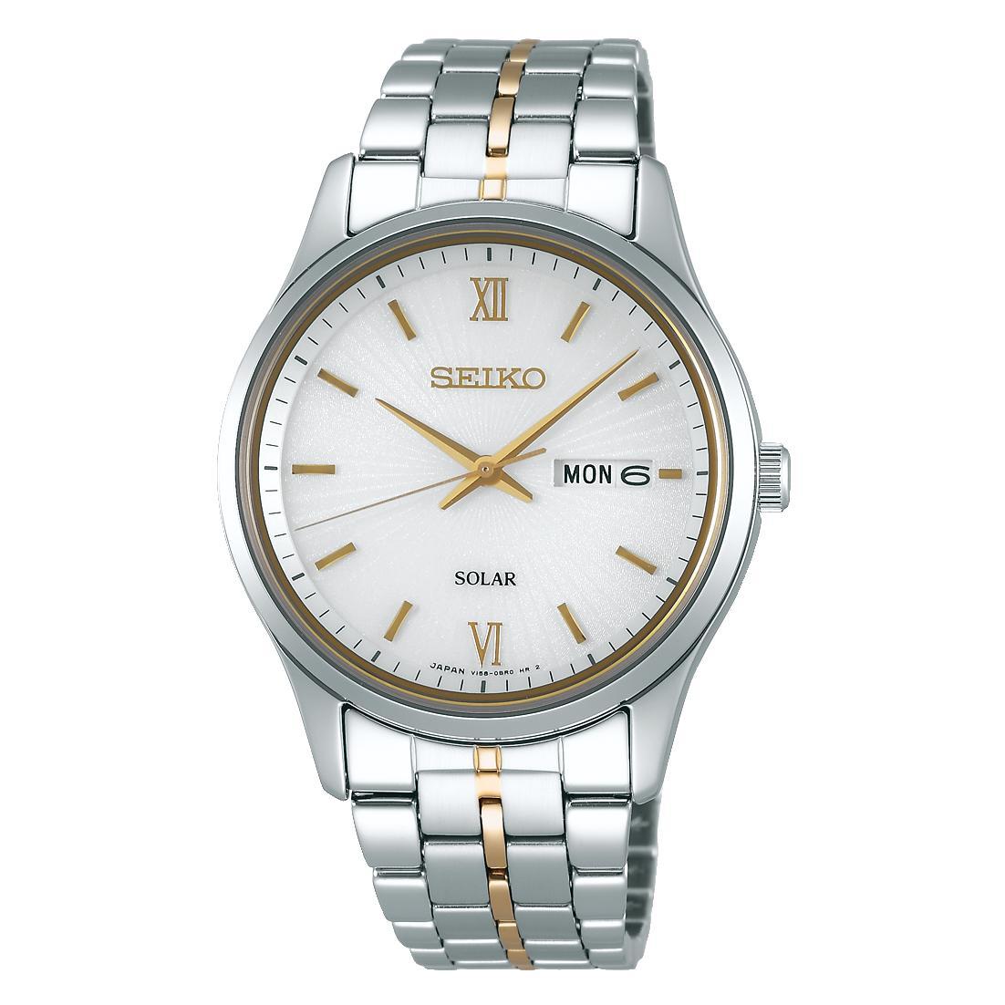 Seiko Selection セイコー セレクションSBPX071 V158 ソーラー時計 【正規販売店】