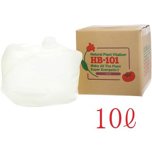 【!!クーポン配布中!!】 フローラ 天然植物活力液 HB-101 10L 業務用 大容量