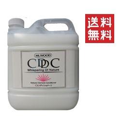 CDCコンディショナー2L 詰替 レフィル 大容量 業務用 犬用 ペット用 臭い フケ 痒み 雑菌 無添加 天然
