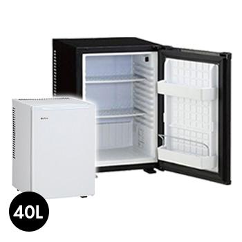 【 送料無料 代引不可 】冷蔵庫(客室用)40L【 小型冷蔵庫 三ツ星貿易 ミニ冷蔵庫 コンパクト冷蔵庫 40L 】LF500B01b000