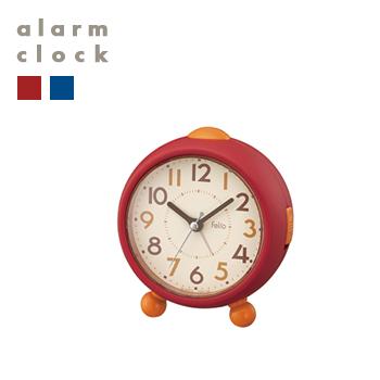 【あす楽 送料無料】目覚まし時計 パティーポップ FEA168【 目覚まし 時計 子供 おしゃれ 】LF656B02b000