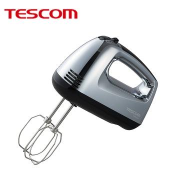 マーケット 生クリームもサッとスピーディー 送料無料 ハンドミキサー THM1300 テスコム 新作からSALEアイテム等お得な商品 満載 ハンドミキサーホイッパー TESCOM 泡立て器