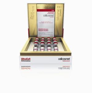 cellcosmet セルコスメウルトラセル12本 x 1mLコンビニ受取対応/送料無料