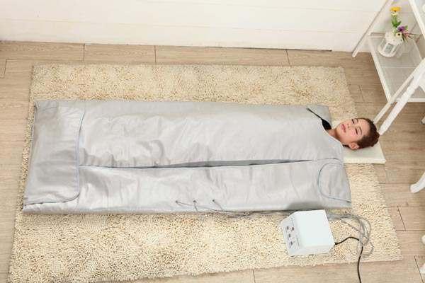 遠赤外線寝袋サウナ S-103家庭用/業務用寝袋サウナ 送料無料