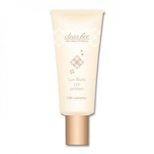クリアビー【3点セット】LB UVプロテクト 40g×3点 SPF30 PA++ CBS化粧品 エステティックサロン専売品 クリームタイプ clear bee 正規品 送料無料