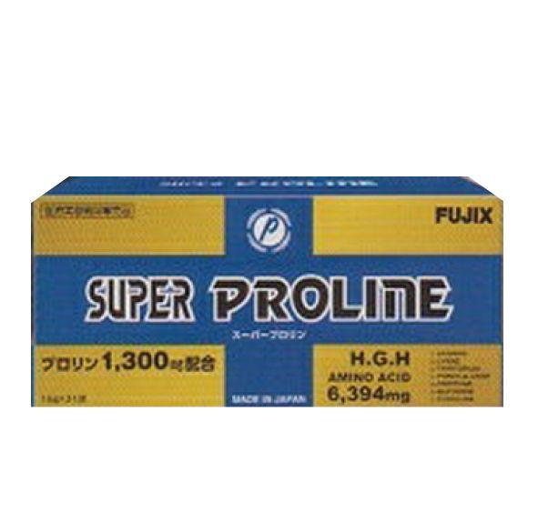 SUPER PROLINE スーパープロリン (15gx31袋)旧 HGH フォーエバー FUJIX HGH協会認定品送料無料