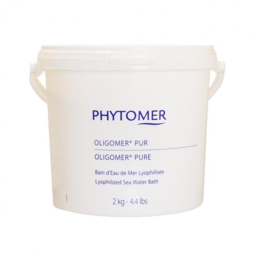 フィトメール オリゴメール ピュア 2kg 海水入浴料 海水 パウダー 入浴料 入浴剤 PHYTOMER 正規品 送料無料 bath2020