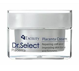 Excelity Dr.Select Placentaエクセリティードクターセレクトプラセンタプラセンタクリーム 30g高濃度美容クリーム送料無料