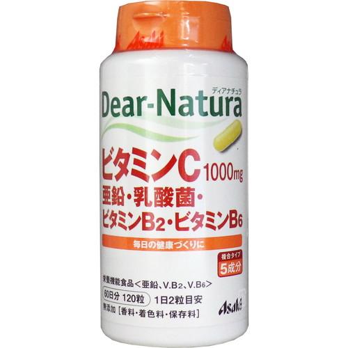 Nourishment function food nourishment function food Diana chula Asahi Asahi  vitamins vitamin C vitamin B2 vitamin B6 zinc lactic acid bacterium for