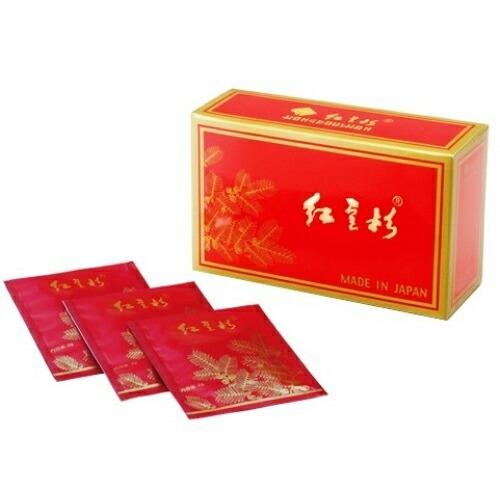 送料無料3個セット まとめ買い 紅豆杉茶 60g(2g×30包)雲南紅豆杉 こうとうすぎちゃ 健康茶 中国・雲南紅豆杉の定番健康茶