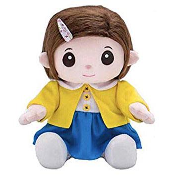 ものしりパートナ-いっしょに脳トレ おりこうのんちゃん電池式 タイマー お話し 人形 しゃべる 歌う 歌う 人形 返事 タイマー 高齢者 問いかけ 反応 デジレクト, 幸福SHOP:0bc28551 --- data.gd.no