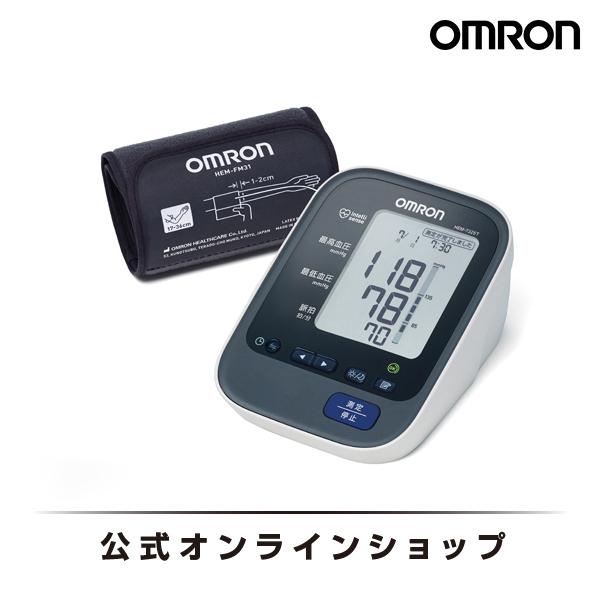オムロン 公式 上腕式血圧計 HEM-7325T Bluetooth通信対応 送料無料