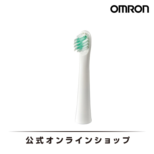 <title>歯ぐきの衰えや歯周病が気になる方へ WEB限定 オムロン 公式 歯周ケアブラシ タイプ2 SB-182 2本入り</title>