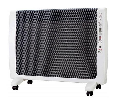 ポイント10倍!!【送料無料(一部地域除く)!!】ZENKEN[ゼンケン] アーバンホット RH-2200(vikura/ビクラ・パネルヒーター・遠赤外線・日本製・暖房・電気暖房器具)