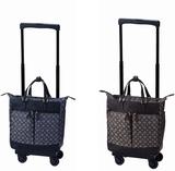 【送料無料(一部地域除く)!!】SWANY[スワニー] D-262 エレーナ・レーダ (M18) (キャリーバッグ・ウォーキングバッグ・買い物バッグ・カート・支えるバッグ・バッグ・買い物・日常・旅行)