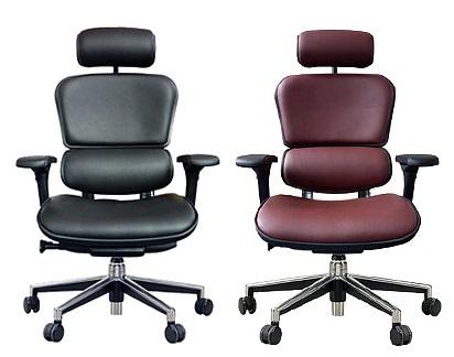 *【送料無料!!(一部地域除く)】Ergohuman[エルゴヒューマン] Ergohuman Basic[エルゴヒューマンベーシック] ハイタイプ・オールレザー EH-HAL※代引不可商品(家具・椅子・チェア・オフィスチェア・デスクチェア・腰痛・イス)