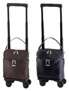 【送料無料(一部地域除く)!!】SWANY[スワニー] D-291 ジップIV (TS15) (キャリーバッグ・ウォーキングバッグ・買い物バッグ・カート・支えるバッグ・バッグ・買い物・日常・旅行)