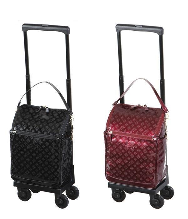【送料無料(一部地域除く)!!】SWANY[スワニー] D-244 クリオ・レーダ(M18) (キャリーバッグ・ウォーキングバッグ・買い物バッグ・カート・支えるバッグ・バッグ・買い物・日常・旅行)
