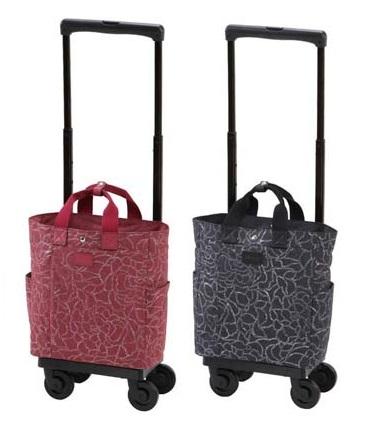 【送料無料(一部地域除く)!!】SWANY[スワニー] D-264 フローロ(M18) (キャリーバッグ・ウォーキングバッグ・買い物バッグ・カート・支えるバッグ・バッグ・買い物・日常・旅行)