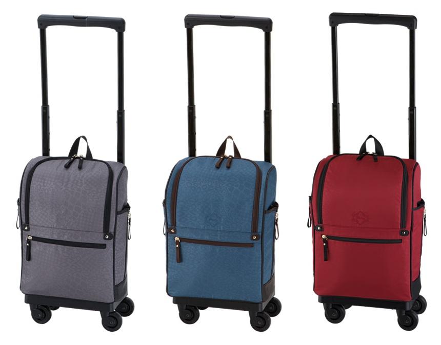 *【送料無料(一部地域除く)!!】SWANY[スワニー] D-285 カトゥーヨ(M18) (キャリーバッグ・ウォーキングバッグ・買い物バッグ・カート・支えるバッグ・バッグ・買い物・日常・旅行)
