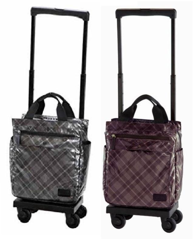 【送料無料(一部地域除く)!!】SWANY[スワニー] D-233 タルタン M18(キャリーバッグ・ウォーキングバッグ・買い物バッグ・カート・支えるバッグ・バッグ・買い物・日常・旅行)