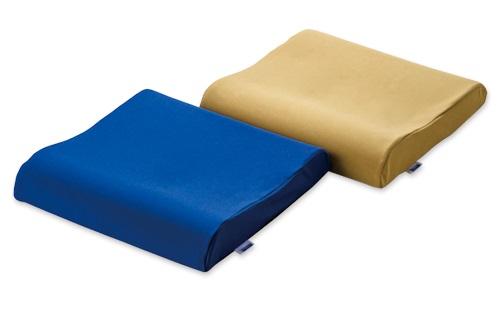 【送料無料(一部地域除く)!】マルゼン ヴィスコフロート 低反発ウェーブクッション VT816ネイビーブルー/VT869ベージュ (寝具・クッション・体圧分散・低反発・ウレタンフォーム・車椅子)