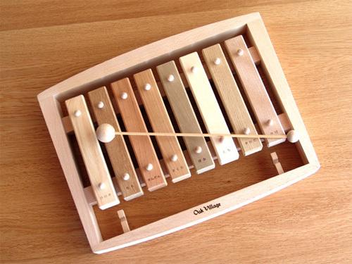 *ポイント15倍!!【送料無料(一部地域除く)!!】オークヴィレッジ 森の合唱団 (玩具・知育玩具・楽器・木琴・木製・出産祝い・幼児・ギフト・お祝い・プレゼント)