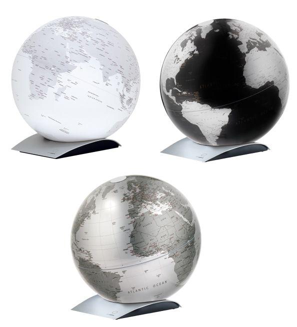 激安通販の 【送料無料(一部地域除く) 地球儀!!】atmosphere[(アトモスフィア] 地球儀 Capital Q[キャピタル Q[キャピタル キュー] Capital (学習用品・インテリア・マットホワイト/ATM03・メタリックブラック/ATM03N・メタリックシルバー/ATM03SI), Global Life Japan:55126d87 --- canoncity.azurewebsites.net