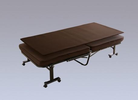 *【送料無料(一部地域除く)!!】アイリスオーヤマ 折りたたみベッド OTB-MTN (寝具・ベッド・睡眠・快眠)