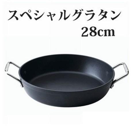 *【送料無料(一部地域除く)!!】FISSLER[フィスラー] スペシャルグラタン 28cm FI-SPG28 (キッチン用品・調理器具・調理用品・両手鍋)
