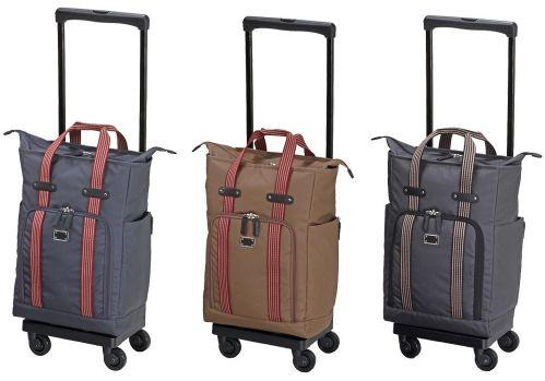 【送料無料(一部地域除く)!!】SWANY[スワニー] D-287 ドゥマーノII(L21)(キャリーバッグ・ウォーキングバッグ・買い物バッグ・カート・支えるバッグ・バッグ・買い物・日常・旅行)