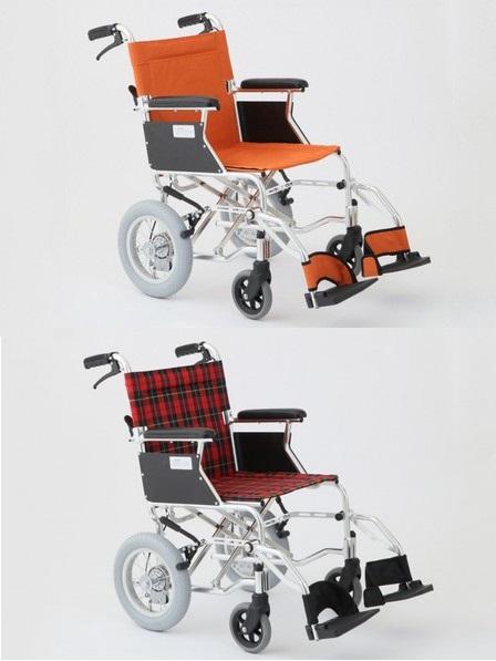 *【送料無料(一部地域除く)!!】MIWA 介助式車いす HTB-12D (車イス/車椅子/車いす・介護用品・介護)