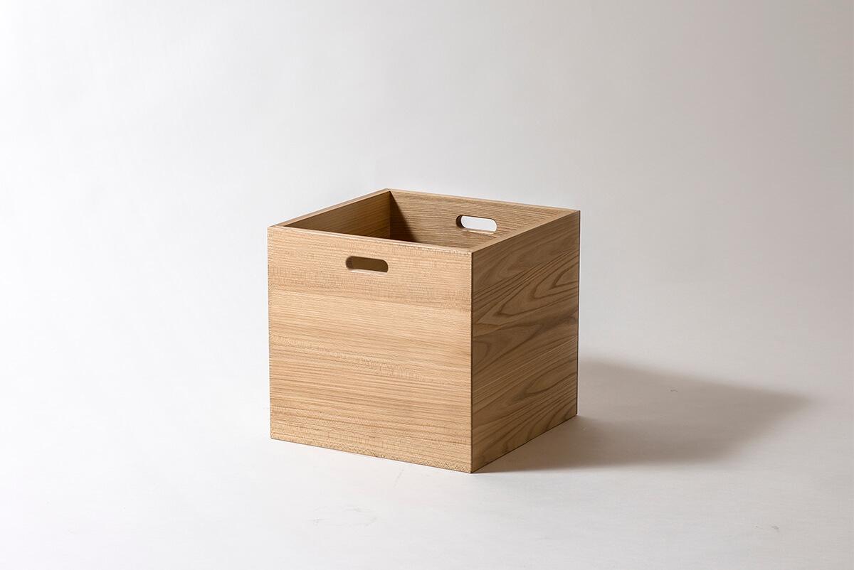 *【送料無料(一部地域除く)!!】オークヴィレッジ KOBOX Lサイズ [コボックス] (収納用品・木製・出産祝い・幼児・ギフト・お祝い・プレゼント)