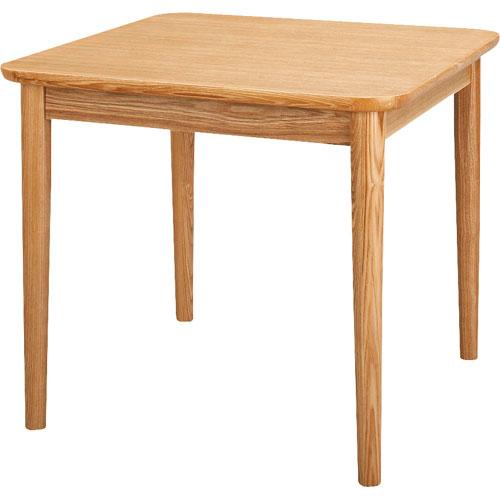 *【送料無料(一部地域除く)!!】東谷 テーブル カントリー 天然木 ロータイプ HOT-332NA ※代引不可商品(家具・椅子/いす/イス・チェアー・ダイニングチェアー)