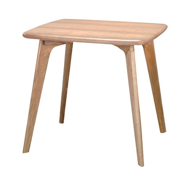 *【送料無料(一部地域除く)!!】東谷 ダイニングテーブル CL-816TNA 食卓 食卓テーブル ※代引不可商品(家具・椅子/いす/イス・チェアー・ダイニングチェアー)