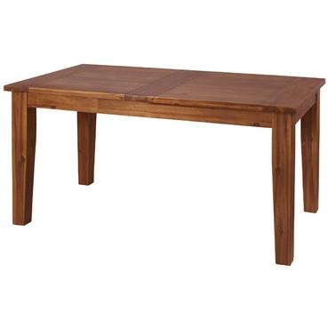 *【送料無料(一部地域除く)!!】東谷 ダイニングテーブル VIC-851T ※代引不可商品(家具・椅子/いす/イス・チェアー・ダイニングチェアー)