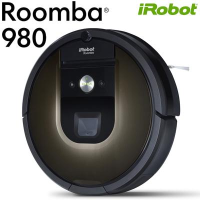 *【送料無料(一部地域除く)!!】iRobotロボット掃除機 ルンバ980 R980060(家電・自動掃除機・掃除機・電化製品・生活家電・カワイイ・オシャレ)