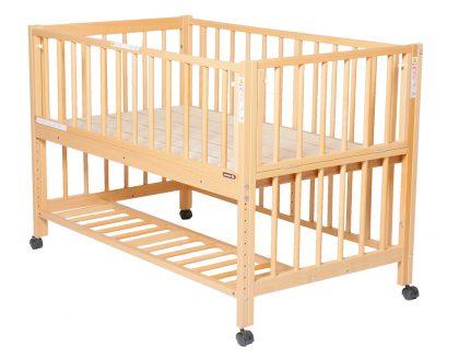 *【送料無料(一部地域除く)!!】SAWABABY[サワベビー] 添い寝ベッド S型スクレ (ベビーベッド・キッズベッド・寝具・子供用寝具・幼児・赤ちゃん・ギフト・プレゼント・お祝い)