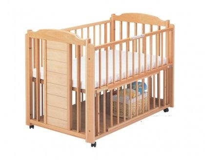 *【送料無料(一部地域除く)!!】SAWABABY[サワベビー]ベビーベッド O型ドロール (ベビーベッド・キッズベッド・寝具・子供用寝具・幼児・赤ちゃん・ギフト・プレゼント・お祝い)