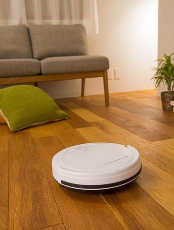 *【(一部地域除く)!!】スリーアップロボット掃除機 ロボットクリーナー RCT-1645( 電化製品・生活家電・掃除機・ロボット)