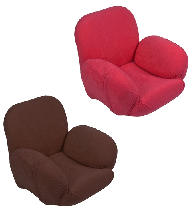 ポイント5倍!!【送料無料(一部地域除く)!!】ヤマザキ 美姿勢サポート座椅子2 (家具・椅子/いす/イス・チェアー・リクライニング・座椅子)